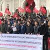 """İstanbul'daki üniversitelerin öğrencileri: """"Üniversitede terörist istemiyoruz"""""""