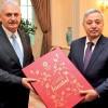 İTO Başkanı Öztürk Oran, Başbakan Binali Yıldırım'la bir araya geldi