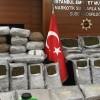 Polis, 1 tonun üzerinde uyuşturucuyu operasyonla ele geçirdi