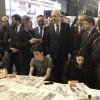 Uluslararası İstanbul Kitap Fuarı'na yoğun ilgi