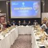 AK Parti Ataşehir İlçe Başkanı Ahmet Özcan, yerel basınla buluştu