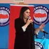 Bakan Sarıeroğlu, 'Memur-Sen İstanbul Kadın Buluşması'na katıldı