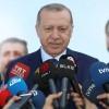 """Cumhurbaşkanı Erdoğan, """"Meseleyi barışla noktalamak, havayı yumuşatmak"""""""