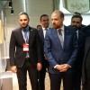 Cumhurbaşkanı Erdoğan'ın kişisel koleksiyonundan seçilenler sergilendi