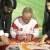 Efsane Prekazi, Galatasaraylılarla buluştu