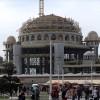 Taksim Camii inşaatı hızla devam ediyor