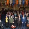 Ümraniye'de kadın kolları kongresinde heyecan vardı