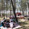Ümraniyeliler, piknik sezonunu açtı