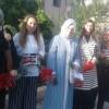 Üsküdar'ın AK Kadınları seçmen ziyaretinde