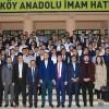 Başkan Poyraz, öğrencilerin mezuniyet heyecanına ortak oluyor