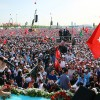 """Cumhurbaşkanı Erdoğan, """"Müslümanları silkinişe, yeniden dirilişe, ayağa kalkmaya davet ediyoruz"""""""