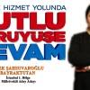 Dilek Şahsuvaroğlu Bayraktutan, TBMM için ilk adımını attı