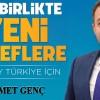 Mehmet Genç, siyasetteki çıkışını TBMM'de sürdürmek istiyor