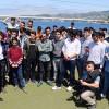 Sancaktepe Belediyesi'nden öğrencilere boğaz gezisi