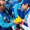 Üsküdar Belediyesi'nin doğa dostu işçileri 1 Mayıs'ta yalnız değildi