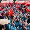 Üsküdar teşkilatı, sel oldu kongreye aktı