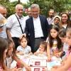Başkan Türkmen, Üsküdarlılarla Doğancılar Parkı'nda buluştu