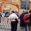 Cumhurbaşkanı Erdoğan'ın oy kullanacağı okulda yoğun güvenlik