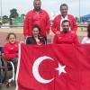 Engelli sporcularımızdan büyük başarı