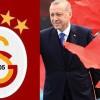 Galatasaray, Erdoğan'ı tebrik etti