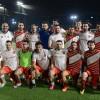 Milli futbolcular ile Türk Kızılayı dayanışması