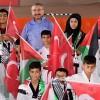 Sancaktepe Belediyesi, Filistin Taekwondo Milli Takımı'nı ağırladı