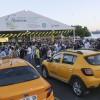 Taksiciler, Beykoz Belediyesi'nin iftar sofrasında buluştu
