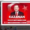 Ümraniye Belediyesi'nin Cumhurbaşkanı Erdoğan hassasiyeti