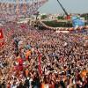 Üsküdarlı Cumhurbaşkanı Erdoğan'ı 10 binlerce hemşehrisi karşıladı