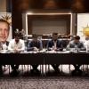 Başkan Özcan, yerel basınla seçimleri değerlendirdi