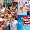 """Başkan Poyraz, """"Çocuklarımız eğlenirken bir çok şey öğrenecek"""""""