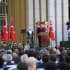 Devlet Başkanı Erdoğan, Külliyeden dünyaya seslendi