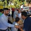 Şile İlçe Başkanı İlhan Ocaklı, hız kesmeden hala sahada