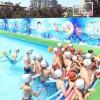 Ümraniye Belediyesi, yüzme bilmeyen çocuk bırakmamaya kararlı