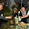 Başkan Türkmen, Güzeltepelilerle Şehit Halil Kantarcı Parkı'nda buluştu