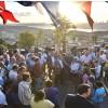 Başkan Türkmen, Kirazlıtepeli komşularıyla Şenol Güneş Parkı'nda buluştu