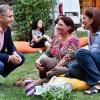 Üsküdar'da çay buluşmaları Selimiye Parkı'nda devam etti