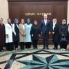 Başkan Döğücü ve Yürütme Kurulu Üyeleri, AK Parti Genel Merkezde