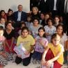 Başkan Erdoğan, Kasımpaşa'da Çocuk Evleri Sitesini ziyaret etti