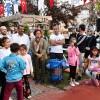 Başkan Türkmen'in mahalle sakinleriyle çay sohbetleri devam ediyor