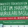 Beykoz Belediyesi'nden üniversite öğrencilerine maddi destek