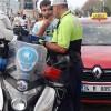 Trafik kurallarına uymayanlara uygulandı!