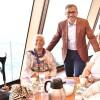 Ünalanlılar, Üsküdar Valide Sultan Gemisi'nde Başkan Türkmen'le buluştu